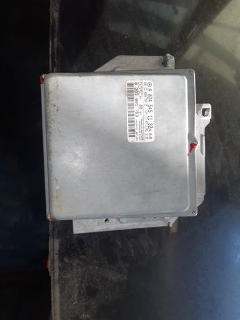 А 024 545 11 32 (0 281 001 753) блок управления двигателем для OM606