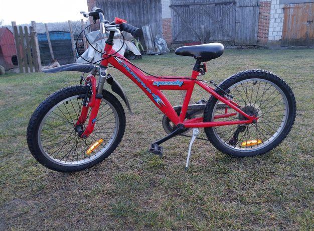 rowery dziecięce, damki i rowery górskie markowe