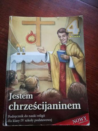 """""""Jestem chrześcijaninem"""" - podrecznik do religii dla klasy 4"""