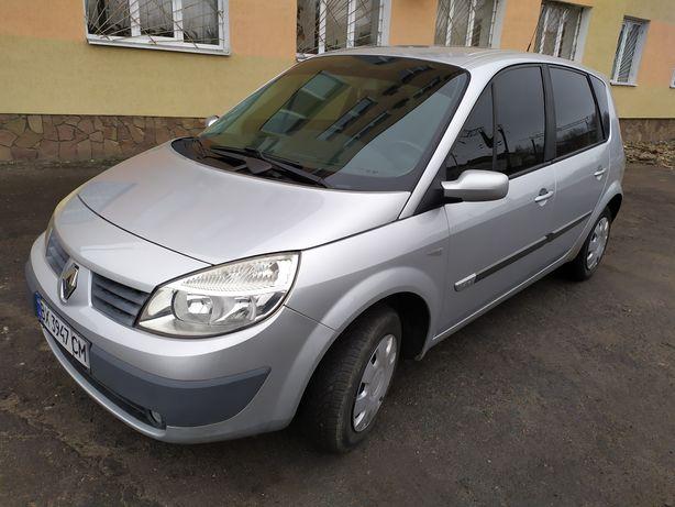 Renault scenic 1.6 2005г.