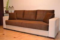 Kanapa , sofa SENATOR z funkcją spania i pojemnikiem na spręzynach
