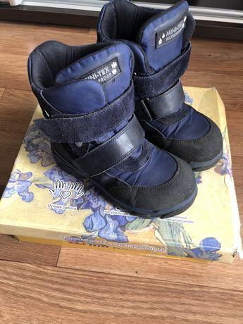 ботинки зимние термо Minimen, 31 р.
