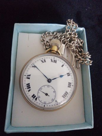 Relógio de bolso..
