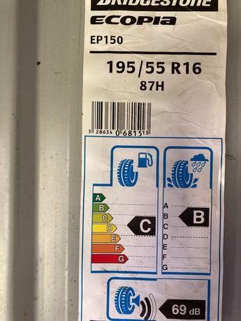 Opony 195/55R16 bridgestone ecopia ep150