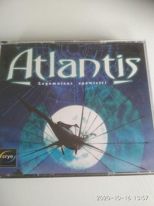 Atlantis kultowa gra przygodowa w świetnym stanie. Ustka - image 1