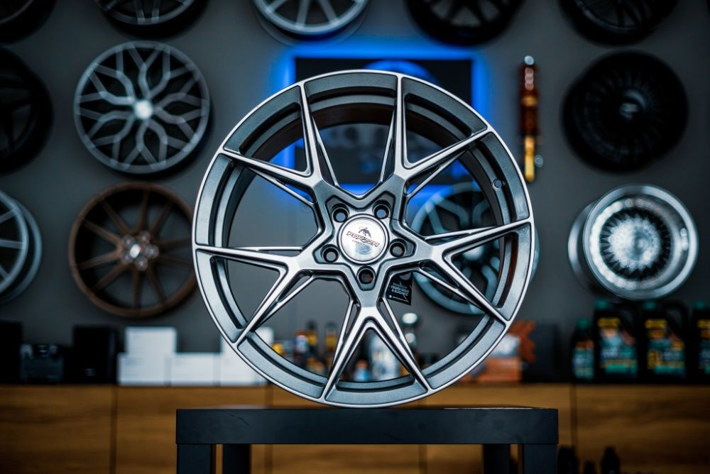 Forzza Oregon / BMW 5x120 / 18 cali / E46 E90 F30 F10 F11 F32 E92
