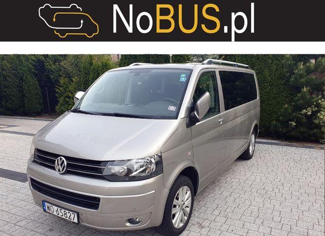 Wypożyczalnia busów samochodów dla firm wynajem 9 7 KAMPER transporter
