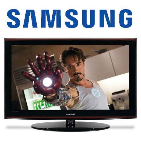 TV SAMSUNG - LED / 40 Polegadas / FullHD / 100Hz