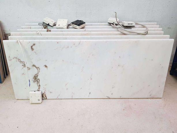 6 Aquecedores Mármore Duothermo (R), 650 W 200€/cada