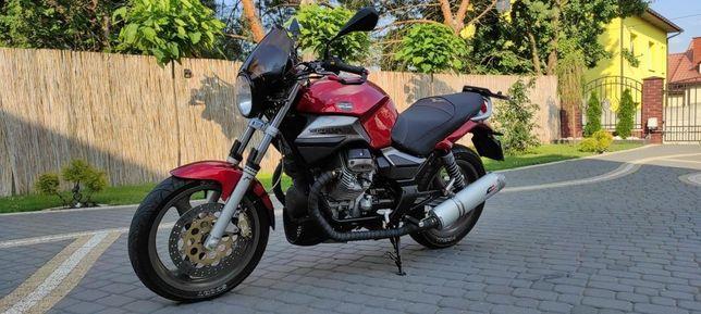Moto Guzzi Breva Rosso Corsa V750ie