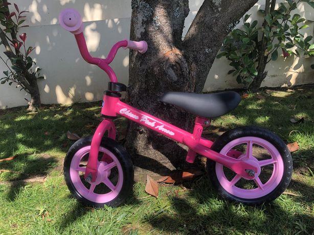 Bicicleta Chicco dos 2 aos 5 anos