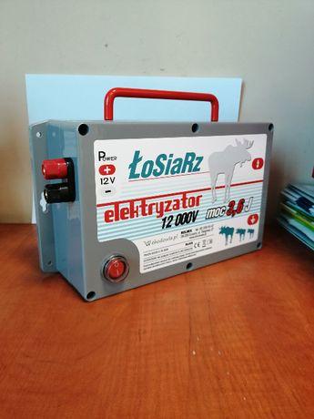 Elektryzator Łosiarz 3,6J