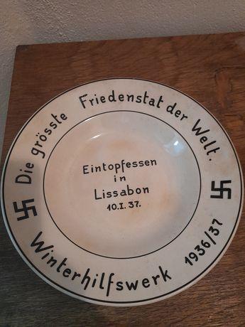 Prato nazi da Fábrica de Sacavém
