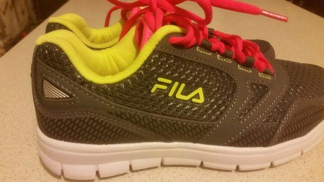 Adidasy FILA z USA