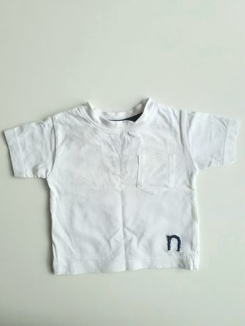 Koszulka z krótkim rękawem Next roz. 68