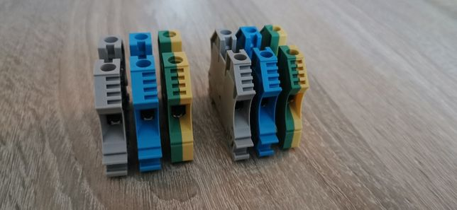 Sprzedam Złączki śrubowe Weidmuller WDU WPE 6 10