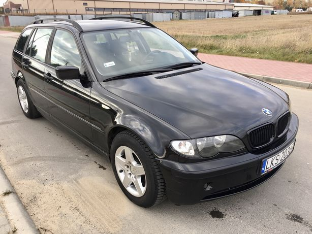BMW E46 ** 2.0D ** LIFT ** ZADBANA ** 04r ** TOURING **