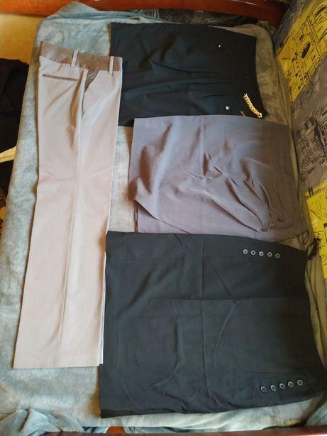 Юбка карандаш и брюки деловая одежда р.46