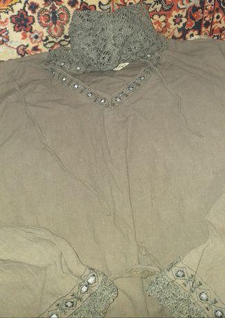 Ковта женская с капюшеном