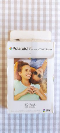Продам бумагу polaroid 2×3 zink premium
