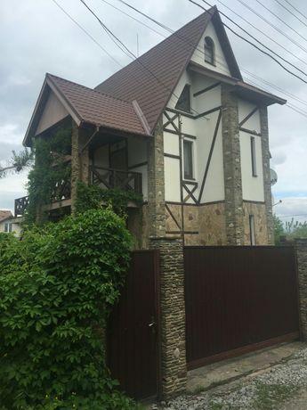Продае 4 х этажный дом с камином на 6 сотках, 170 кв. м, ПОДГОРЦАХ
