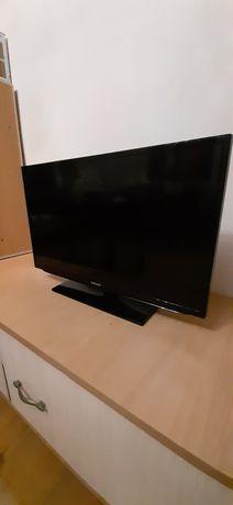 Битий телевізор.