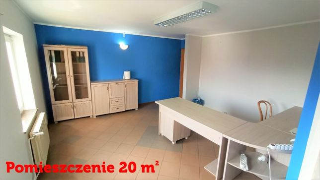 Pomieszczenia biurowe 31,5 m2