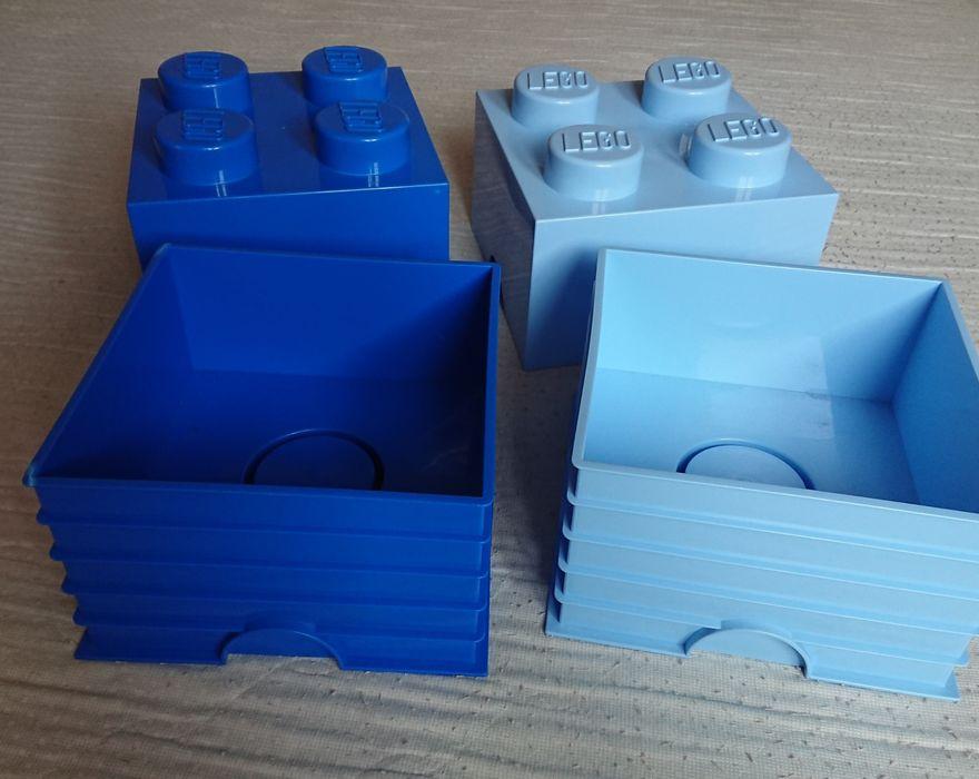 Pudełko Lego na zabawki na klocki duże jak nowe Gdańsk - image 1
