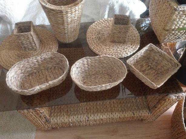 Koszyczki wazon pojemniczki