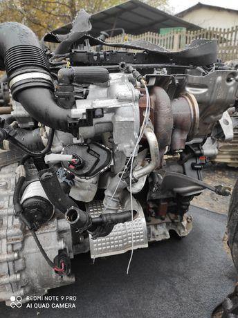 Двигатель 2.0 tfsi DKZ Seat Audi Golf