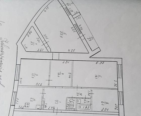 4-х комнатная квартира с хорошей планировкой