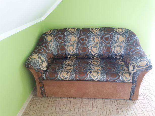 Kanapa sofa rozkładana.