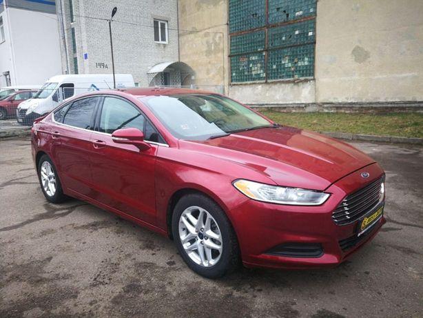Ford Fusion SE 2.5+LPG 2014