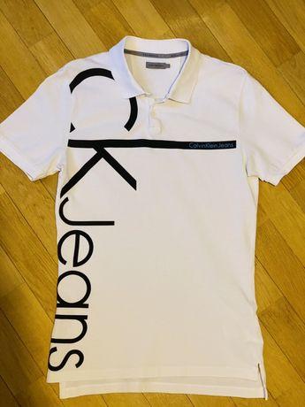 Calvin Klein футболка поло оригинал