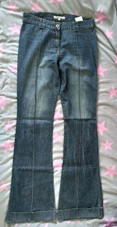 Nowe jeansy typu dzwony s.Oliver