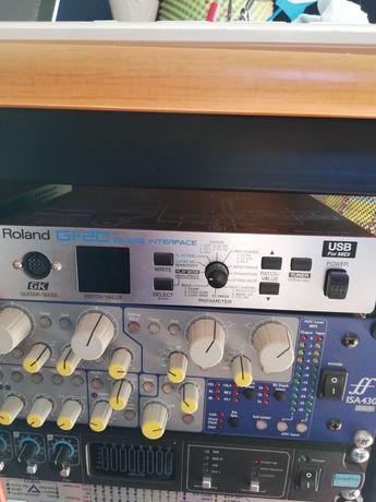 Roland GI-20 com GK2A