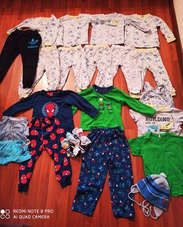 Пакет вещей на мальчика 3-4