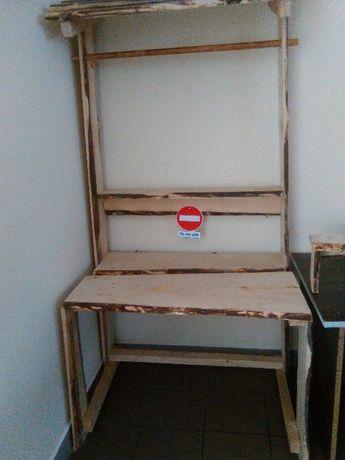 Stół WIEJSKI drewniany na impreze /wesele