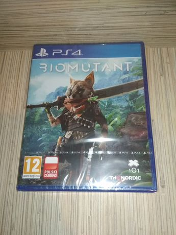 [Tomsi.pl] nowa Biomutant PL PS4 PS5 PlayStation 4 5