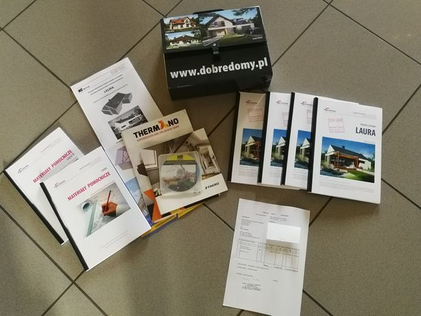 Projekt domu Laura Dobre Domy