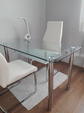 Stół szklany piękny