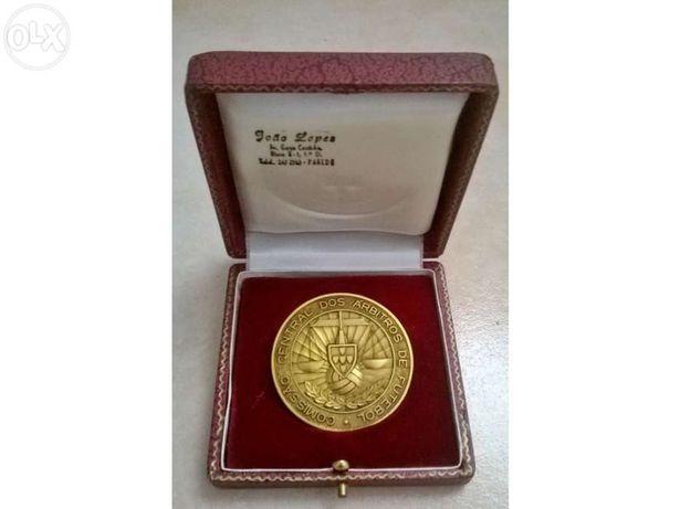 Medalha de Arbitargem da Mocidade Portuguesa anos 60