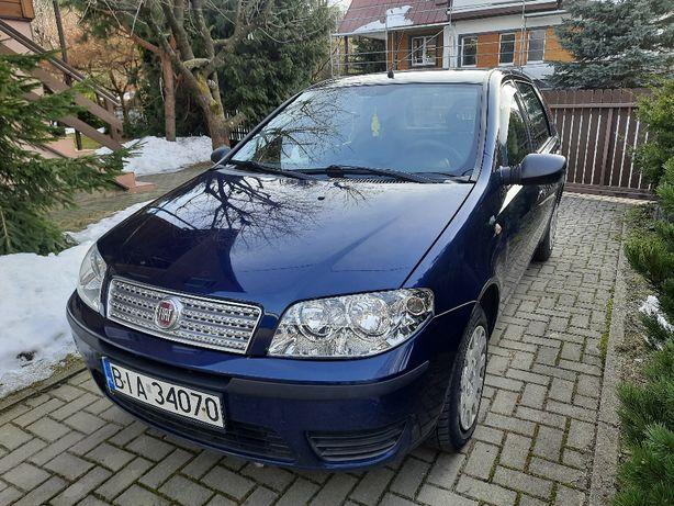 Fiat Punto 1.2 benzyna + lpg