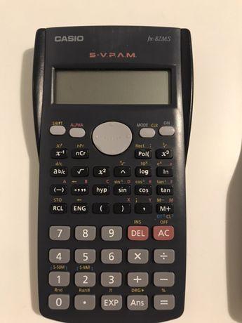 Máquina calculadora cientifica