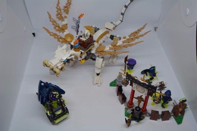 Конструктор Lego Ninjago Master Wu Dragon 70734