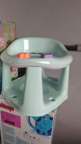 НОВЫЕ Детск сиденья, стульчик для купания на присосках BIMBO 5 расцвет