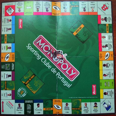 Monopoly Sporting
