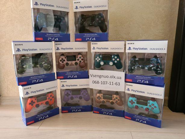 Controller - джойстик / Sony Геймпад - DualShock 4 PS4 / управляемост