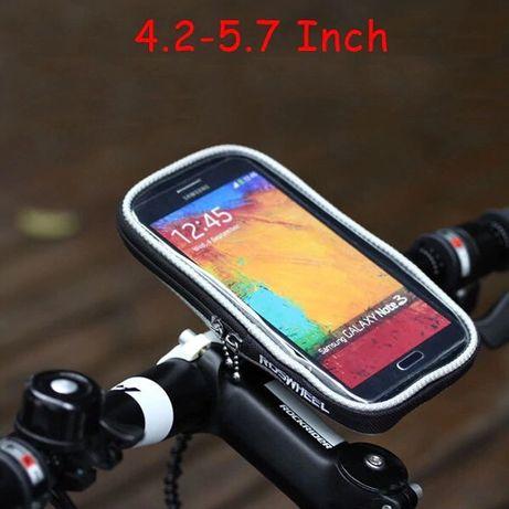 Крепление для телефона на руль велосипеда Roswheel