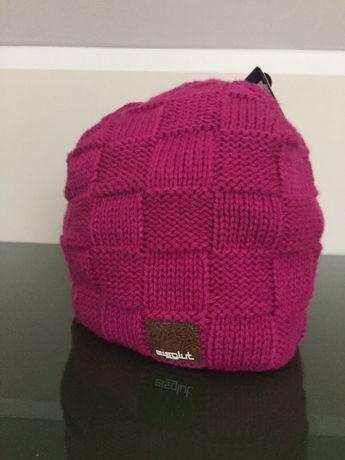 Nowa czapka Eisglut Check